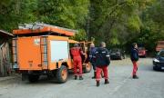 Свлачище затрупа двама туристи-англичани край Крушунските водопади