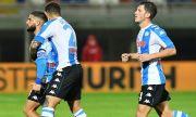Наполи разби Кротоне и излезе трети в Серия А