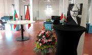 Симеон Втори почете паметта на посланика на Малтийския орден (СНИМКИ)
