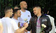 Медиите и фенските сайтове в Лече полудяха заради халф на Левски