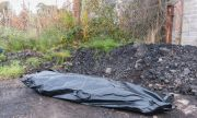Работници изровиха разложен труп в Козлодуй