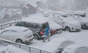 Голям сняг в Русия