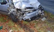 Мъж пострада при тежка катастрофа в дефилето между Варвара и Велинград