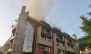 Над 8 часа гасиха пожара в центъра на Смолян