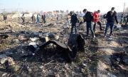 Иран потвърди - няма да изпраща в Украйна черните кутии от сваления Boeing
