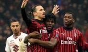 Ибрахимович: Ако бях тук от началото на сезона, Милан щеше да спечели Скудетото