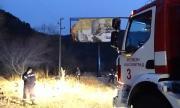 Мъж загина при монтаж на билборд в Кресненското дефиле