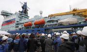 Атомни ледоразбивачи увеличават превоза на товари в Арктика