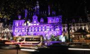Портестиращи в сблъсък с полицията в Нант