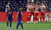 В Каталуния: VAR ощети Барселона срещу Атлетико Мадрид!
