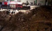 Сграда се срути и уби 6 души (ВИДЕО)