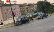 Поредна тежка катастрофа в София