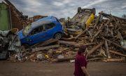 Опустошително торнадо в Чехия: жертви и стотици ранени, огромни разрушения