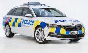 Полицаите в Нова Зеландия също ще карат Skoda