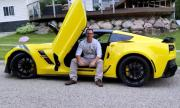 Сляп канадец прогледна и моментално си купи Corvette