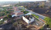 Прокуратурата пое пожара в Старосел, разследват причините