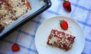 Рецепта на деня: Здравословна торта с ягоди