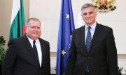 Премиерът се срещна с посланика на Израел