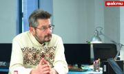 Проф. Каприев пред ФАКТИ: ГЕРБ е една клиентелистка корпорация