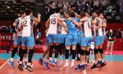 Аржентина шокира и Италия на олимпийския турнир по волейбол