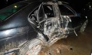 Загинал и трима ранени при катастрофа във Великотърновско