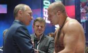 Руска ММА звезда намери интересен начин да съобщи, че се е разделил с жена си