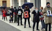 Хиляди блокираха градове в Полша в подкрепа на абортите