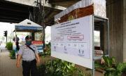 Крути мерки! Глоба или минута в ковчег за неносене на маска в Индонезия