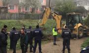 Събарят близо 100 цигански коптора в Стара Загора