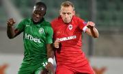 Футболист на Лудогорец остана трети за Играч на кръга в Лига Европа