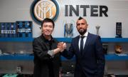 Артуро Видал официално е играч на Интер