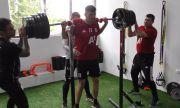 Първо във ФАКТИ: Вижте бруталните тренировки, довели до контузии в ЦСКА (ВИДЕО)