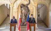 Чехия отваря границите си за 7 държави