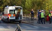 Шофьор на лек автомобил уби жена на пешеходна пътека в Бургас