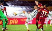 Роналдо носи точката на Ювентус в дербито с Рома (ВИДЕО)