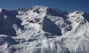 Ледник в швейцарските Алпи се разцепи на две (ВИДЕО)