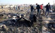 Нови разкрития за сваления украински самолет в Иран