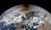 НАСА представи изображение на пръстеновидно слънчево затъмнение, направено от космоса (ВИДЕО)