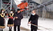 Откриха нови инсталации за преработка на отпадъци за 7 общини в Средногорието