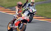 Марк Маркес е новият шампион в MotoGP