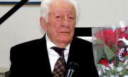 Почина бащата на Стефан Шарлопов
