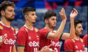 България загуби от Италия с 1:3 на Евроволей 2021