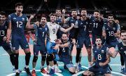 Сензация на Олимпиадата в мъжкия волейбол