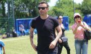 Димитър Бербатов се срещна с човек от ръководството на ЦСКА
