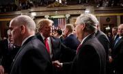 Войната срещу Тръмп продължава