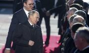 Вучич: Очакваме Путин на откриването на храм в Белград през есента