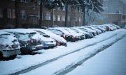 Зима и сняг дойдоха в Европа