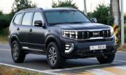 Kia изкара на тестове конкурент на Land Cruiser