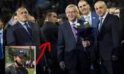 Биячът на журналисти охранявал Юнкер на събитие на ГЕРБ през 2016 г.!? (СНИМКА)