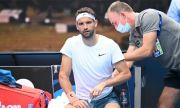 Сериозни искри между мениджъра на Гришо и тенис федерацията заради кортовете в Борисовата градина (ВИДЕО)